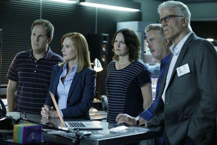 CSI dice adiós con CSI: caso cerrado mañana en Cuatro