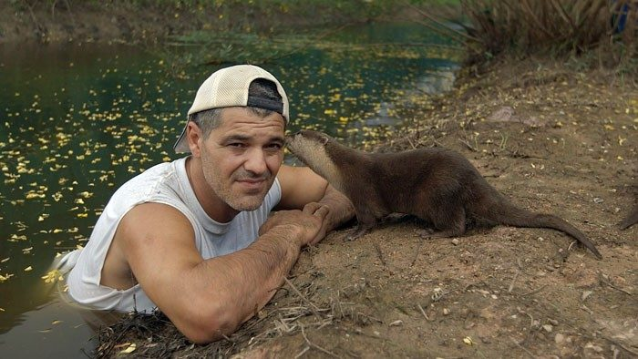DMAX estrena el domingo Wild Frank, al rescate