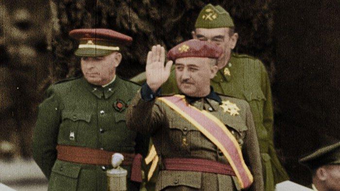 """DMAX estrena mañana """"España dividida: la Guerra Civil en color"""""""