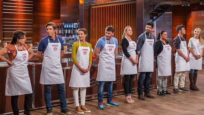 MasterChef Celebrity se estrena liderando sobre El peliculón y Gran Hermano 17: el debate