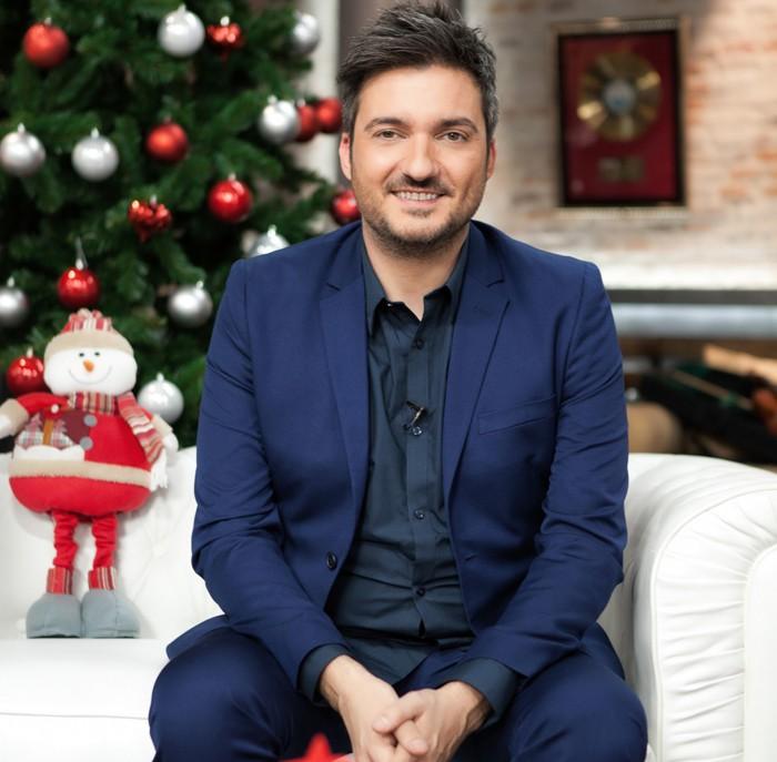Especial navideño de KISSMUSSIK con Raphael y Vanesa Martín en DKISS