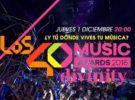 Divinity retransmite en directo LOS40 Music Awards esta tarde