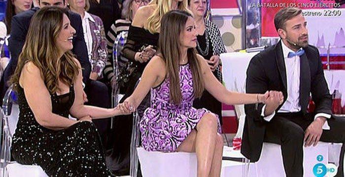 Laura Fa y Rafa Mora ganan la Sálvame Snow Week con Mónica Hoyos como sustituta de Kiko Hernández