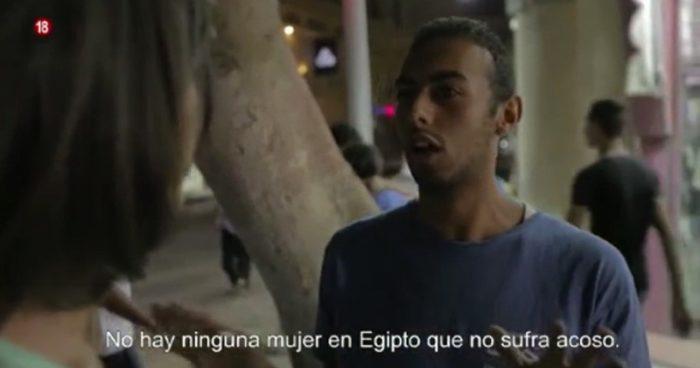 Acosadas en El Cairo, esta noche en Fuera de cobertura de Cuatro
