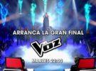 Esta noche arranca la final de La Voz 4 en Telecinco