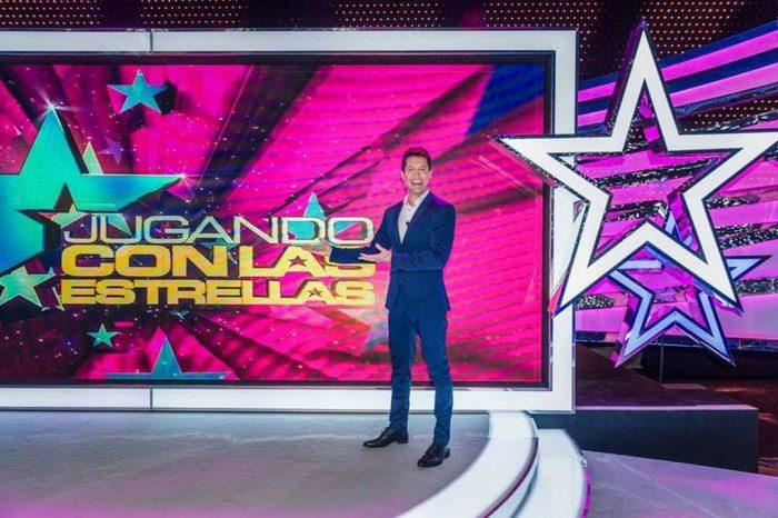 Jaime Cantizano será el presentador de Jugando con las estrellas en La 1