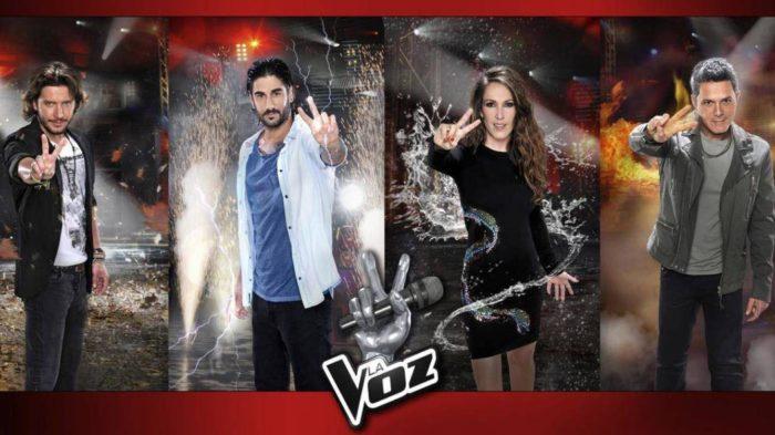 Mario, Irene, Thais y Carlos Torres son los finalistas de la cuarta edición de La Voz
