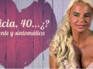 Leticia Sabater busca el amor esta noche en First Dates