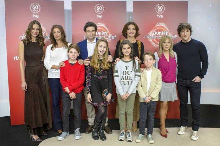 MasterChef Junior estrena su cuarta edición el martes en La 1