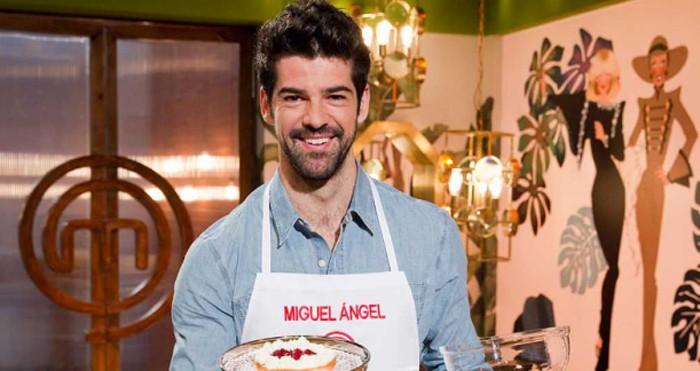 Miguel Ángel Muñoz gana la primera edición de MasterChef Celebrity España