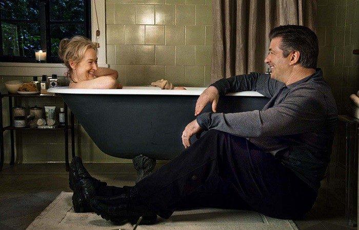 No es tan fácil, con Meryl Streep y Alec Baldwin, en La 1