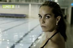 La nadadora Ona Carbonell protagoniza esta noche Be the best con Rafa Lomana