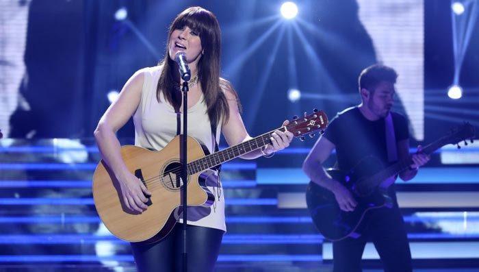 Rosa López gana la úndecima gala de Tu cara me suena 5 como Vanesa Martín