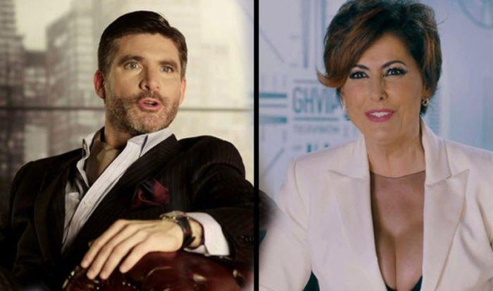 Los dos primeros confirmados de Gran Hermano VIP 5: Toño Sanchís e Irma Soriano