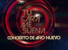 Tu cara me suena emitirá su particular concierto de Año Nuevo el domingo en Antena 3