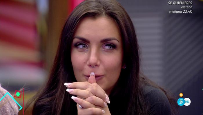 Elettra Lamborghini sorprendida y molesta al saber que está nominada en Gran Hermano VIP
