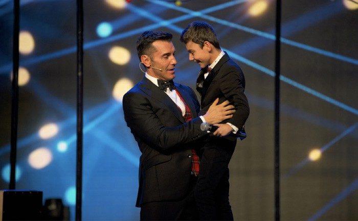 Telecinco emite esta noche el especial Adrián, ¡qué grande!