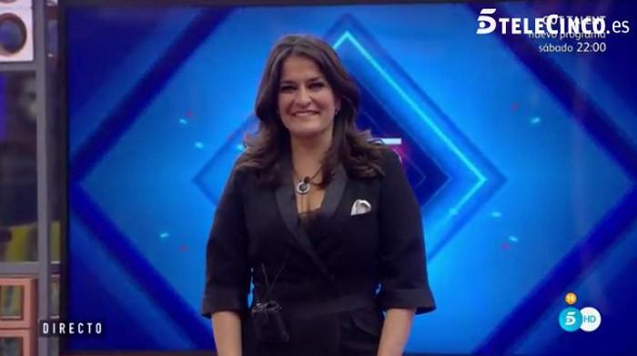 Aída Nízar llega a Gran Hermano VIP 5 entre la desconfianza de los concursantes