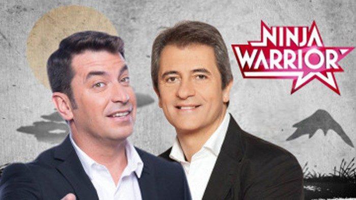 Manolo Lama presentará Ninja Warrior junto a Arturo Valls en Atresmedia Televisión