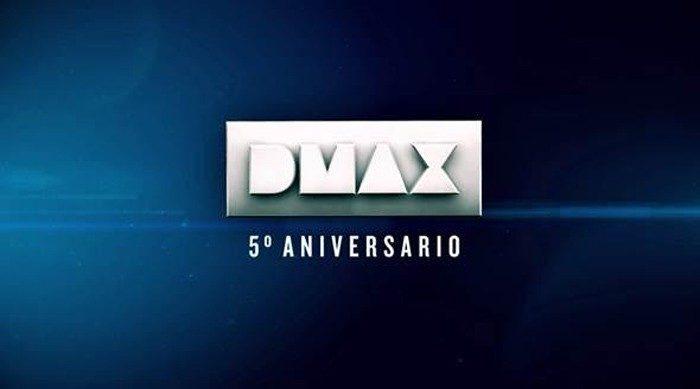 DMAX cumple cinco años en antena