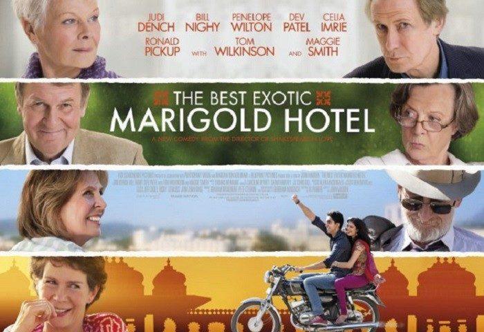 El exótico hotel Marigold en Telecinco