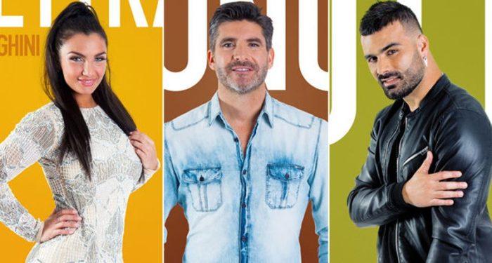 Toño Sanchís arrasa en las nominaciones y es acompañado por Tutto y Elettra en Gran Hermano VIP 5