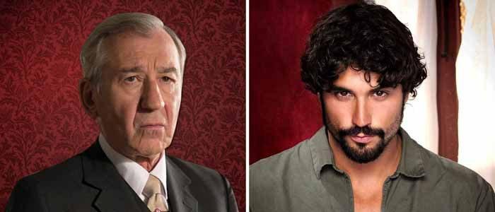 José Sacristán y Álex García fichan por Tiempos de guerra en Antena 3