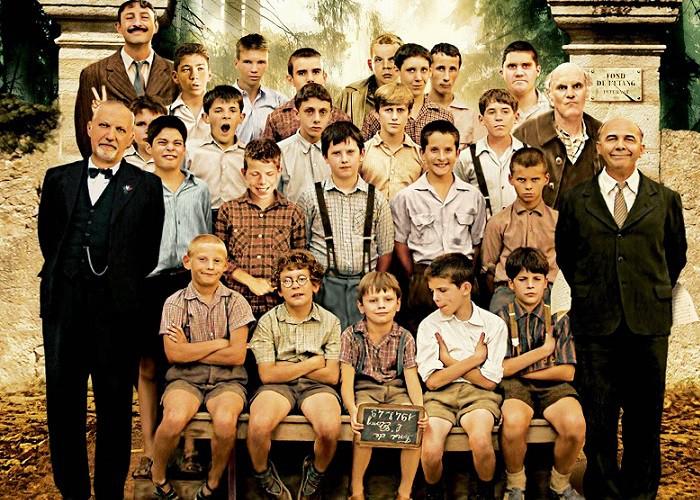 Los chicos del coro, cine para el Día de Reyes