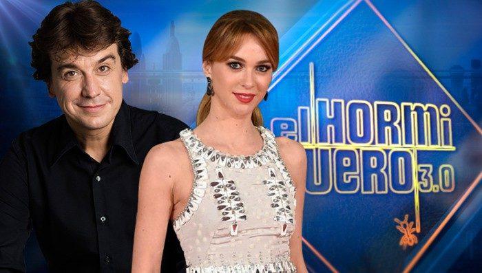 Marta Hazas y Javier Veiga, invitados en El Hormiguero esta noche