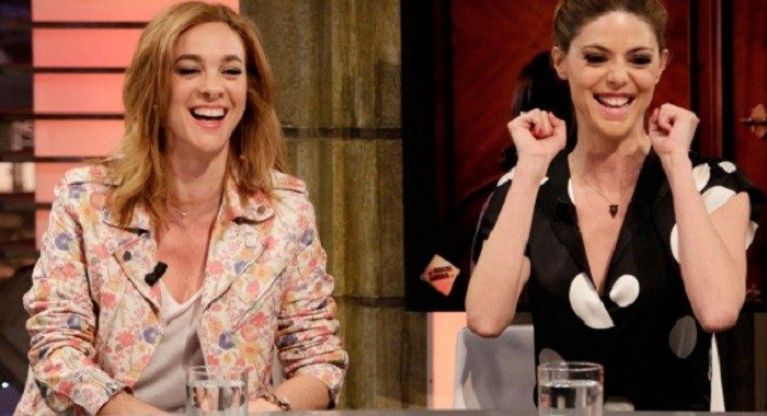 Marta Hazas se despide de Velvet