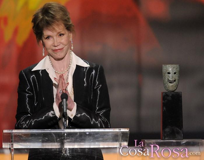 Mary Tyler Moore, La chica de la tele, fallece a los 80 años