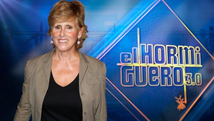 Vicente Vallés, Mercedes Milá, Arévalo y Chenoa, Àngel Llàcer y Carlos Latre en El Hormiguero 3.0