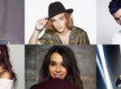 Maika, Manel Navarro, Mario Jefferson, Mirela, Paula Rojo y Leklein van a Objetivo Eurovisión 2017