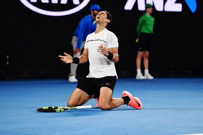 DMAX emite mañana la final masculina del Open de Australia 2017