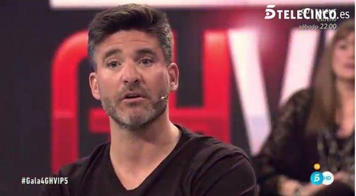 Toño Sanchís culpa a Sálvame y a Belén Esteban de su expulsión de Gran Hermano VIP 5