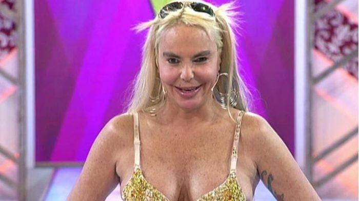 Leticia Sabater protagonista hoy de Cámbiame VIP