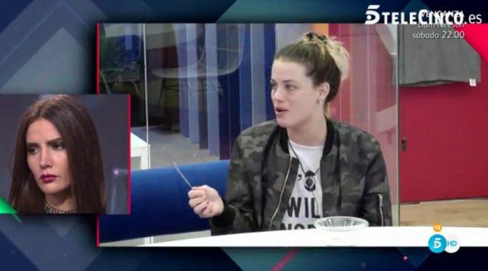 Aylén Milla, novia de Marco Ferri, podría entrar en Gran Hermano VIP 5 el domingo