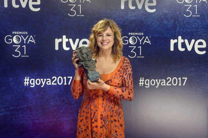 Los Goya 2017 lideran la noche del sábado con más de 3,6 millones de espectadores