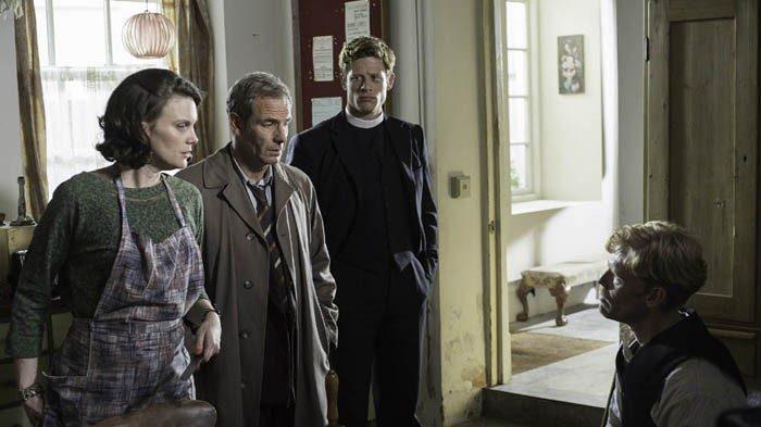Paramount Channel estrena hoy la segunda temporada de Grantchester