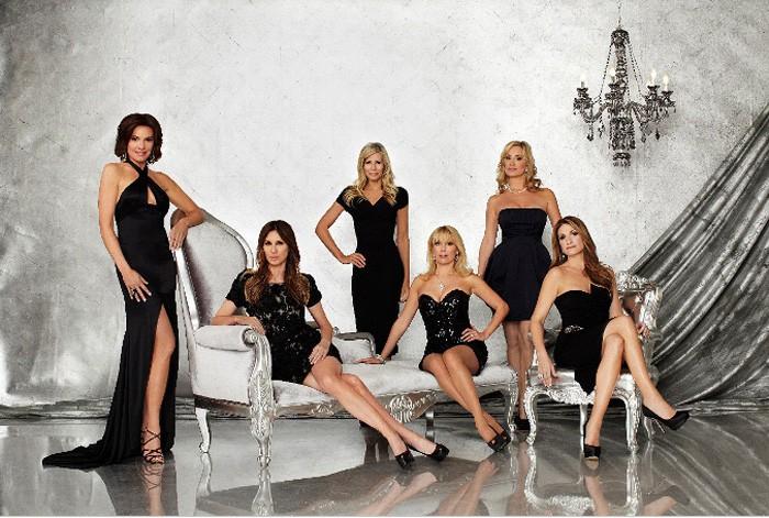 TEN estrena mañana Mujeres ricas de Nueva York