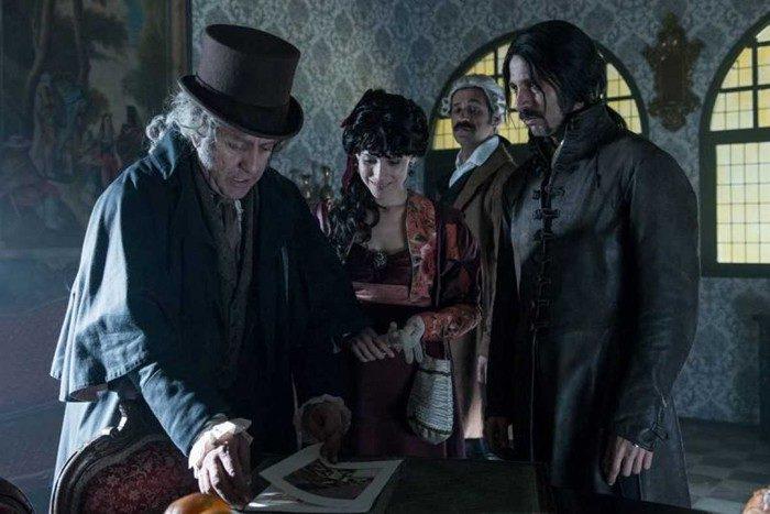 Pedro Casablanc y Macarena García participarán en la tercera temporada de El Ministerio del Tiempo