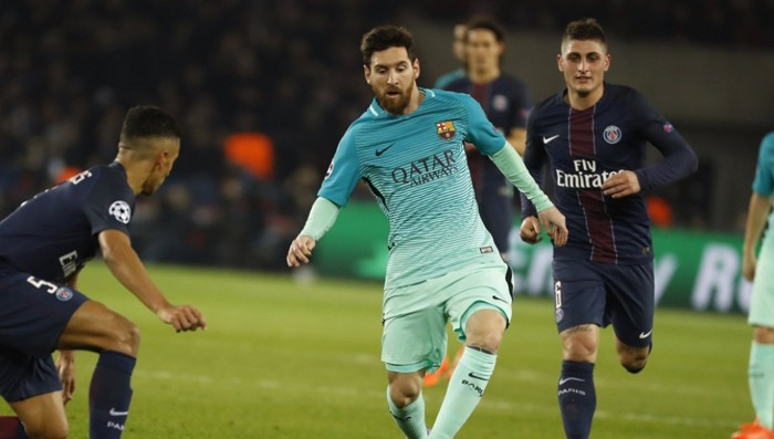 La abultada victoria del PSG sobre el FC Barcelona se convierte en la emisión más vista de la temporada