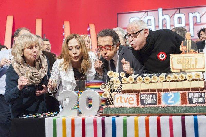 Saber y Ganar comienza la celebración de su 20 años hoy en La 2