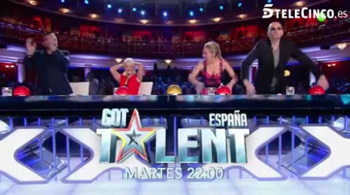 Hoy comienzan las semifinales de la segunda edición de Got Talent España