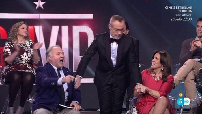 Tonino Lamborghini y la férrea defensa a su hija Elettra Gran Hermano VIP 5