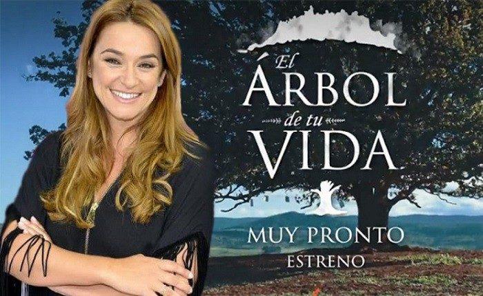 Toñi Moreno presentará El árbol de tu vida