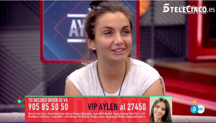 Elettra a Brasil, Ivonne Reyes habla y una clara destacada a la expulsión en Gran Hermano VIP 5