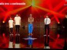 Iban, Kanga y Tania aprovechan la «Última oportunidad» para llegar a la final de Got Talent España
