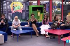 Finalistas (Elettra, Irma y Emma) y nominados (Daniela, Marco y Alyson) en Gran Hermano VIP 5