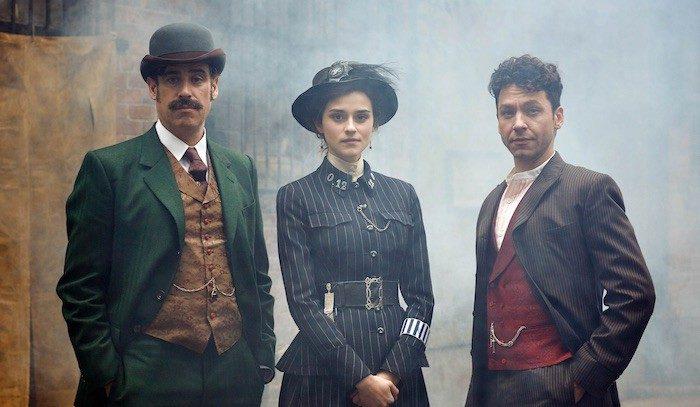 Houdini y Doyle se estrena mañana en Paramount Channel